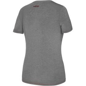 Viking Europe Bamboo Light T-Shirt Women light grey